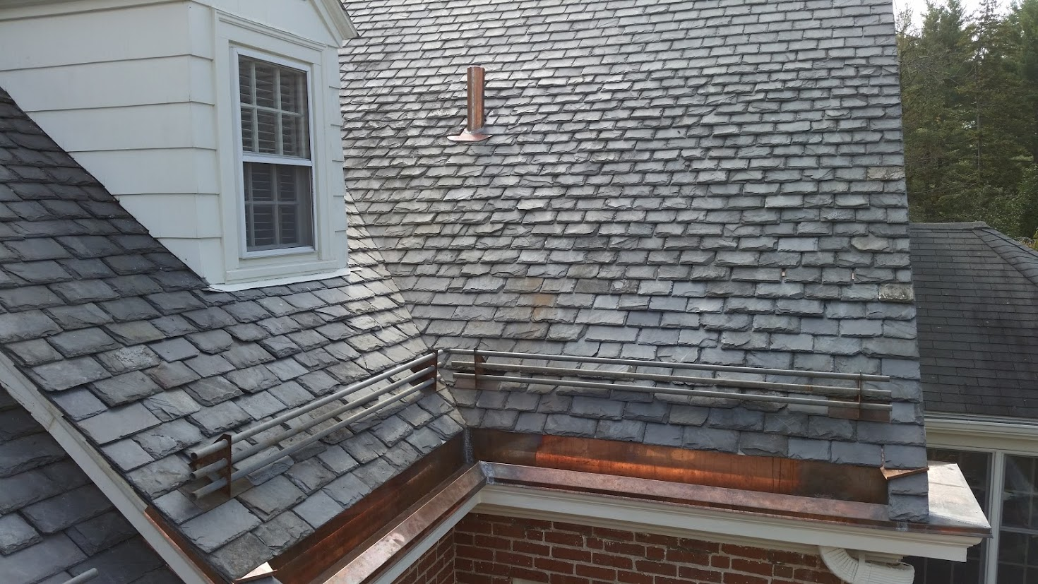 Power Up Your Slate Roofing